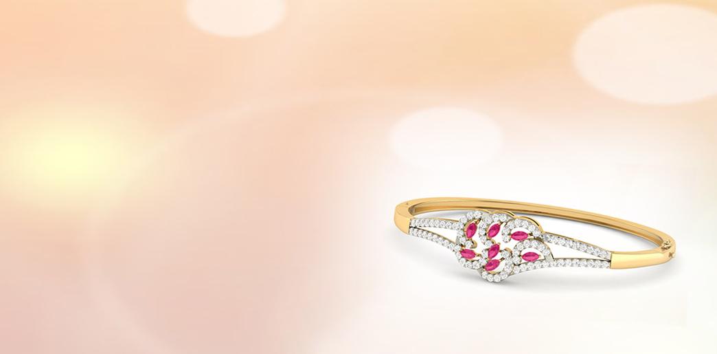 Diamond Bracelets Samarth Jewellery